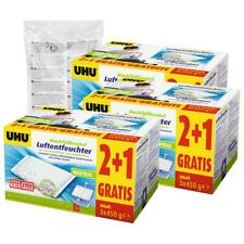 UHU original Luftentfeuchter Nachfüllbeutel 450g Duftneutral (10er Pack)
