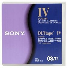 SONY DL4TK88 DLT 20/80GB TAPES 20 PACK NEW