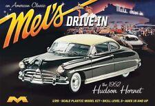 Moebius Models 1:25 1952 Hudson Hornet Mel's Drive-In Model Kit 1216 Moe1216