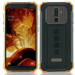 4G LTE Smartphone Android Rugged Mobile Cell Phone Waterproof IP68 Dustproof T20