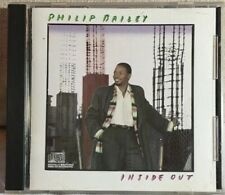 Philip Bailey  Inside Out CD 1986 Columbia Records Earth Wind & Fire Singer