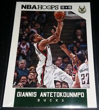 Giannis Antetokounmpo 2015-16 Panini Hoops Base Card (no.71)