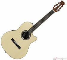 Ovation Applause Standard Classical/Nylon-String Acoustic Electric Guitar Spruce