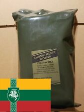 Lithuanian Army MRE Daily Ration Meal Survival Hiking Camping