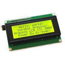 2004 20X4 Character LCD Display 0x27/0x3F 5V IIC I2C TWI SPI Interface