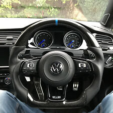 2014  Volkswagen GOLF  REAL Ferrari Style Real Carbon Fiber Wheels