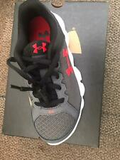 UNDER ARMOUR CHILDREN'S KIDS TRAINERS SNEAKERS UK SIZE 12