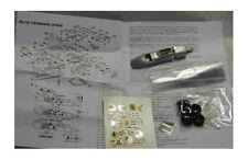 Smts rl13 Ferrari 312b 1970 - 1/43 Escala Sin Pintar Blanca Kit De Metal