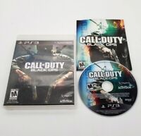 PS3 Call of Duty: Black Ops Sony PlayStation 3 Complete w/ Manual CIB
