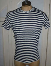 Viscose Striped T-Shirts for Men