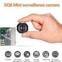 Mini 360 ° Kamera Wireless Überwachungskamera HD 1080P Nachtsicht DV DVR F8X0
