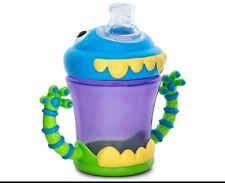 Nuby Monster No-Spill Oral Development Cup **NEW $34.99 SO CUTE** Unisex Sipper