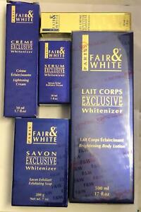 Fair and White Exclusive Whitenizer Full Range