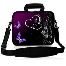"13"" Butterfly Laptop Carry Bag Case w/Shoulder Strap For 12.5"" 13"" 13.3"" Laptop"