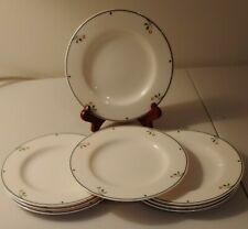 Gorham Ariana Town & Country 8 Bread And Butter Plates