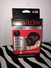 Revlon Perfect Style Sophist-O-Twist Bun Maker Hair Style Tool