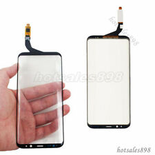For Samsung Galaxy S8 Plus S8+ Touch Glass Lens Screen Digitizer Replacement