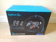 LOGITECH Driving Force G29 PlayStation & PC Steering Wheel & Pedals