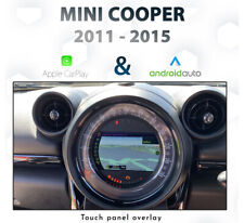 2010 - 2015 MINI Cooper - Touch CarPlay & Android Auto Integration Kit