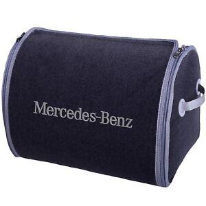 🇩🇪 Mercedes-Benz 🏅Design🏅🛄Trunk Cargo Organizer (L), Boot Cargo Storage✅