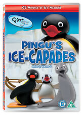 DVD:PINGU - ICE-CAPADES - NEW Region 2 UK