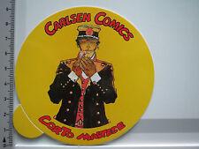 Autocollant sticker willard Comic-Corto Maltese (5089)