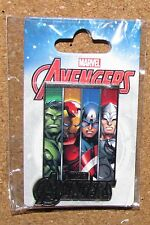 Disney Pin Avengers Marvel  Paris Disneyland rare new sealed