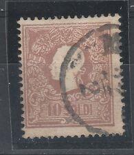 FRANCOBOLLI 1858 LOMBARDO VENETO 10 SOLDI C/9014
