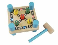 THOMAS THE TANK WOODEN HAMMER AND PEG GAME BRAND NEW IN BOX