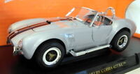 Lucky Diecast 1/18 Scale 92058 1964 Shelby Cobra 427 S/C Silver