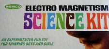 REMCO ELECTRO MAGNETISM SCIENCE KIT: home school hobby teaching learning tools