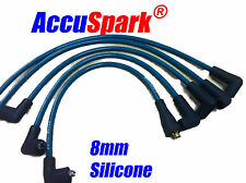 A-Series Engine AccuSpark® 8mm GREEN O/E style Silicon Performance HT Leads