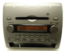 05 06 07 08 09 10 11 TOYOTA Tacoma Radio Stereo CD Player A51809 Factory OEM