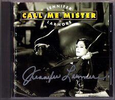 Jennifer LARMORE Signiert CALL ME MISTER Bellini Meyerbeer Mozart CARLO RIZZI CD