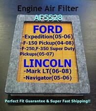 Ford Lincoln Quality Air Filter AF5528 Expedition(05-06)/Mark LT(06-08)...(^o^)