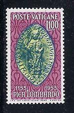 VATICAN 1953 Peter Lombard Medal VF MNH