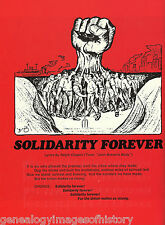 Solidarity Forever - History of the Union Struggle