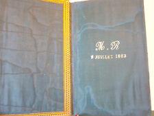 Missel Paroissien Romain approuvé par Mgr Charles-Théodore Colet 1880