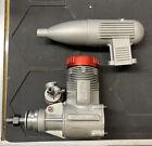 ASP .108 Engine w/ OS Muffler - Brand New