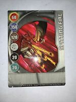 Centipoid BA469 30//48i Bakugan Battle Brawlers Ability Card Hurricane of Fire
