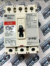 Cutler Hammer FD3125, 125 AMP 3 POLE 600 VOLT RED Circuit Breaker- Warranty