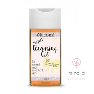 OCM Vegan Cleansing oil for normal and combination skin NACOMI 150ml.