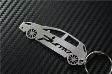 For Fiat PUNTO MK3 keyring keychain Schlüsselring porte-clés JTD ELX SPORTING D