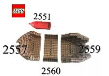 Lego Caribbean Clipper 6274 Hull Pieces 2557/2559/2560 1989 Vintage