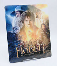 HOBBIT Unexpected Journey Glossy Bluray Steelbook Magnet Cover (NOT LENTICULAR)