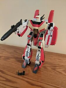 Vintage Transformers G1 Jetfire 1985, complete, used - No Reserve!