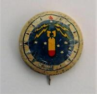WWII Homefront Navy Patrol Squadron - 23 Kellogg's Pep Cereal Pinback Button