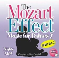 Don Campbell - Mozart Effect Music for Babies Vol. 2 Nighty Night