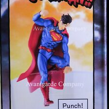 Putitto Justice League Superman Figure ( Punch! ) Kadokawa Opened and New