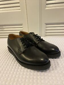 New Red Wing Heritage 101 Postman Oxford Black Chaparral Men's Shoes Size 8.5 D